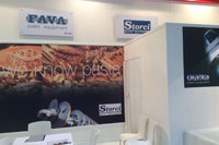 Stand Storci at Gulfood Trade Fair
